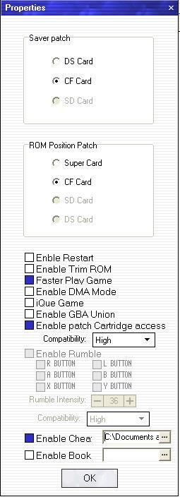 supercard ds one os 2.0 sp4